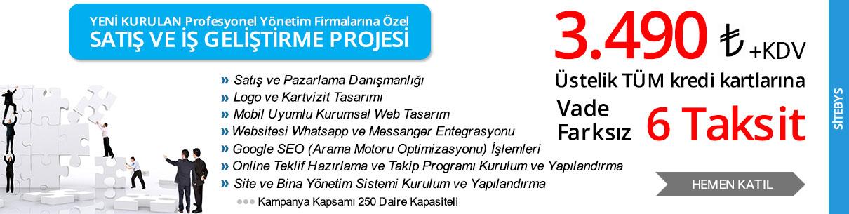 yönetim programı kampayası